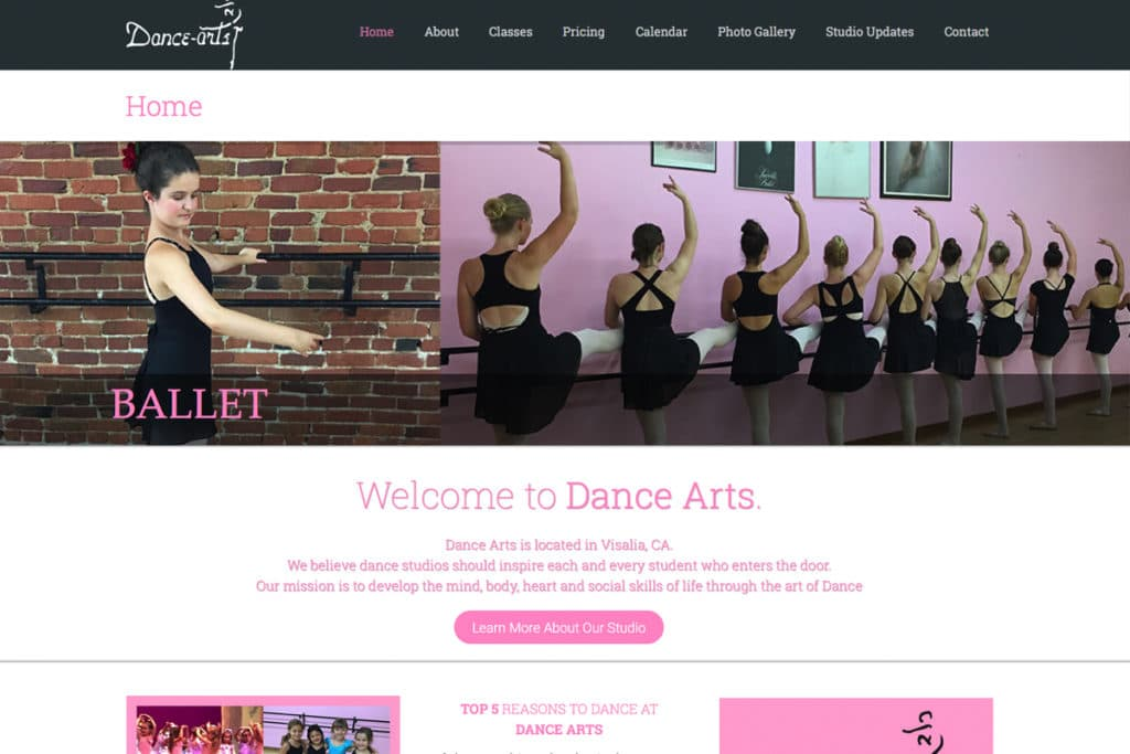 Dance Arts Visalia
