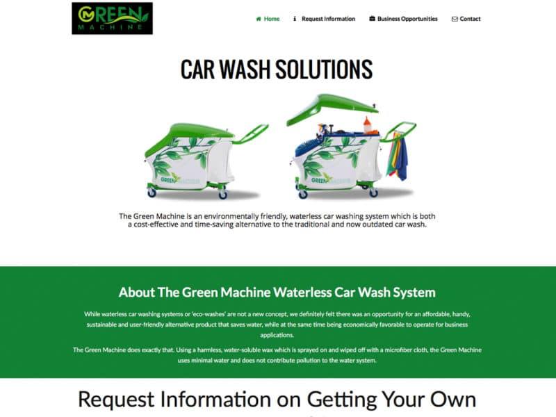 Green Machine USA