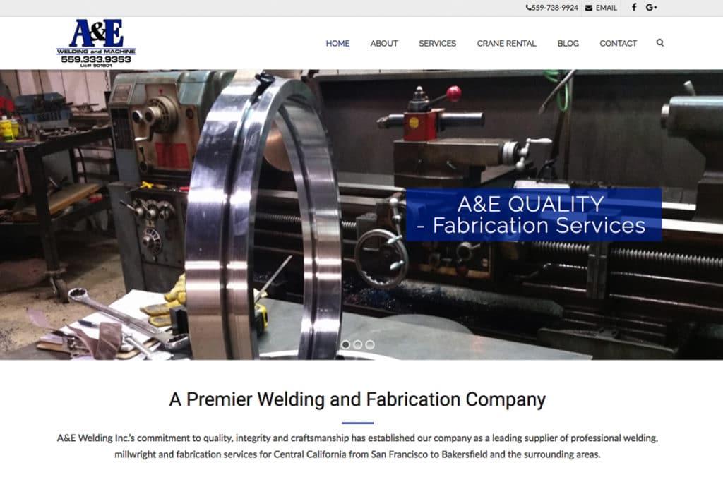 A&E Welding Visalia