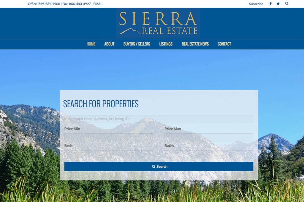 Sierra Real Estate