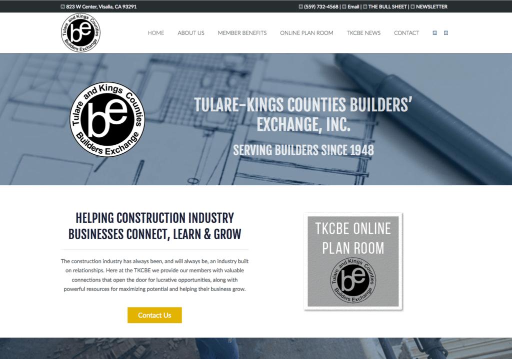 TKCBE – Tulare-Kings County Builders Exchange